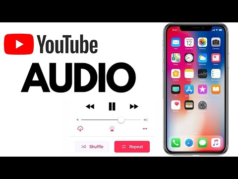 How to play Youtube Videos in the background on iphone