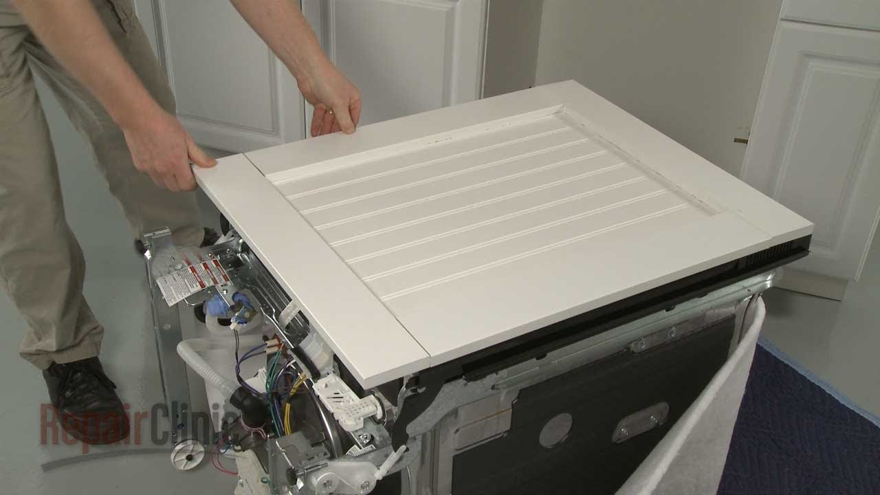 Kitchenaid Dishwasher Custom Panel Installation (Model #KDTE204EPA)