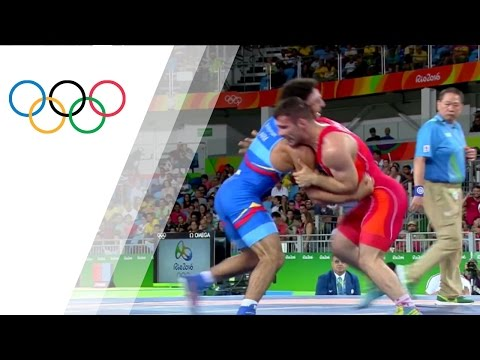 Rio Replay: Men's Greco-Roman 66kg gold medal round