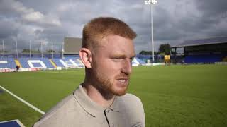 INTERVIEW | Dale Gorman post Stockport County