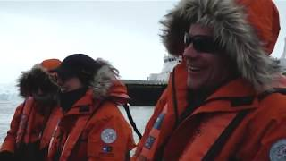 Video Chronicle of National Geographic Antarctica Expedition 2019