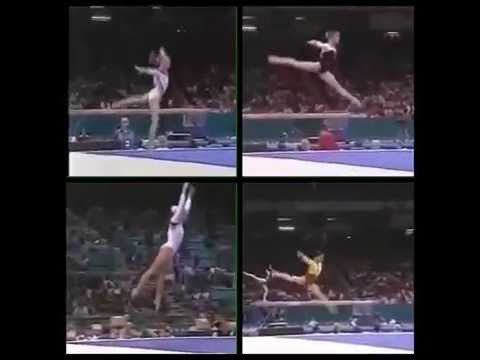 OLYMPICS GAMES ATLANTA 1996  GYMNASTICS