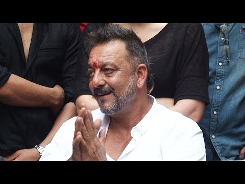 Sanjay Dutt's FIRST INTERVIEW after released from jail | FUL