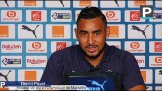 """OM : """"Accrocher la Ligue des champions par la 2e, 3e et pourquoi pas la première place"""" (Payet)"""