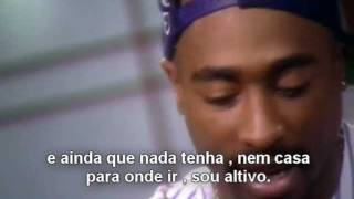 """Tupac explica o que é a """"THUG LIFE"""""""