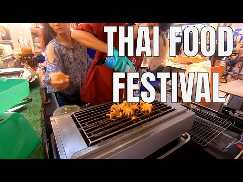 THAI FOOD FESTIVAL BANGKOK