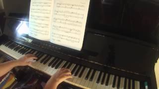 Air in B flat Major HWV 471 by George Frederic Handel RCM piano grade 4 2015 Celebration Series