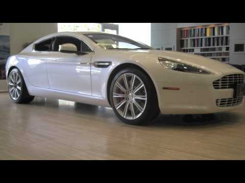 Aston Martin 5.9L V12 4 Door SEDAN RAPIDE