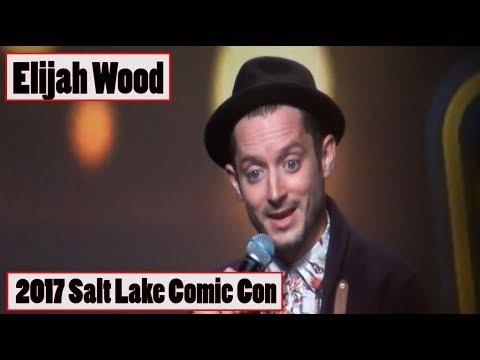 2017 Salt Lake Comic Con | Elijah Wood