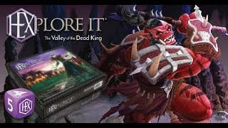 HEXplore It: The Valley of the Dead King - 1 player Double Up