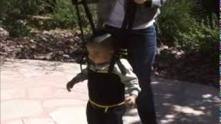 The Juppy - Baby Walking Harness Doctor Recommended