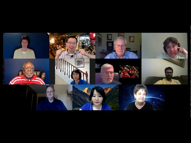 June 13, 2019 Replay - Online Presenters Toastmasters (June Speech-a-thon)