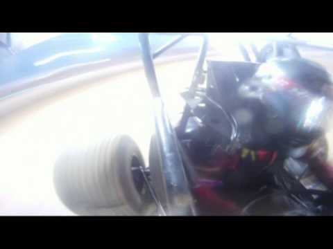 RJ Johnson 2012 Grand Annual Sprintcar Classic Heat 32 Time Lapse