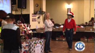 12/26/2012 Christmas the Cowboy Way The Maverick Saloon