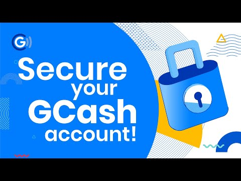 Secure your GCash account!