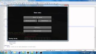 Tutoriel Minecraft - PermissionsBukkit (Bukkit) - Système de groupes et de permissions.