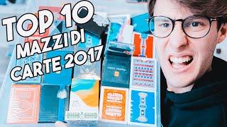 TOP 10 MAZZI DI CARTE 2017 - Classifica dei migliori mazzi di carte