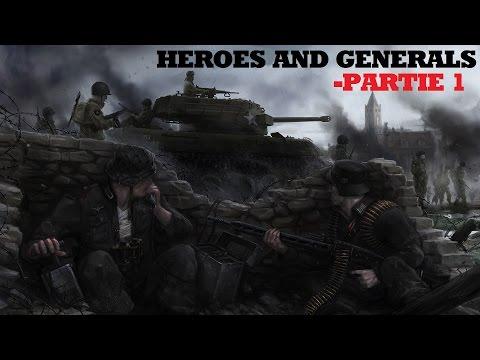 Sur Les Champs De Bataille-Heroes And Generals-Partie 1
