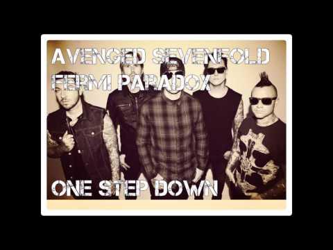Avenged Sevenfold Fermi Paradox drop C