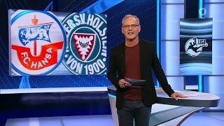 Hansa Rostock gegen Holstein Kiel - 17. Spieltag 16/17 - Sportschau