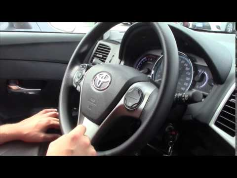 2014 Toyota Venza LE Review
