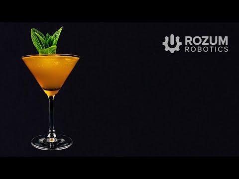 Rozum Robotics Robot Barman