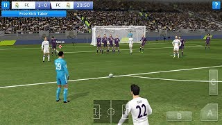 Dream League Soccer 2017 Android Gameplay #45