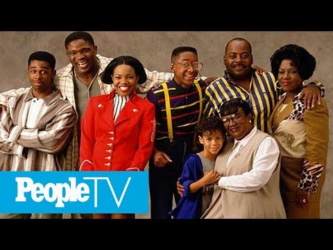 'Family Matters' Cast Gets Emotional Over Raising Shawn Harrison After His Mother Died | PeopleTV