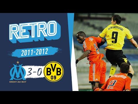 OM 3-0 Dortmund |  Résumé du match (2013-2014)