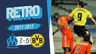 OM 3-0 Dortmund |  Résumé du match (2011-2012)