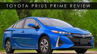 Review | 2017 Toyota Prius Prime | Extremely Convincing