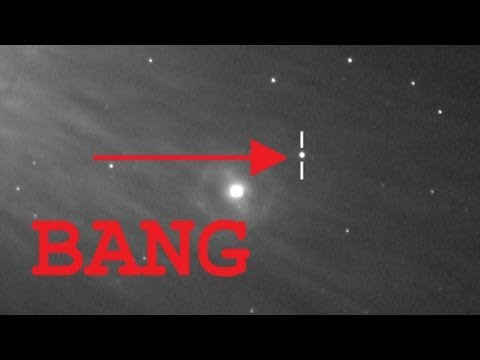 Supernova in M95 (NEWS) - Deep Sky Videos