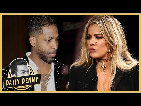 Khloe Kardashian and Tristan Thompson's Cheating Drama: Everything We Know | #DailyDenny