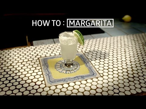 Kick Off Your Weekend With This Easy Margarita Recipe