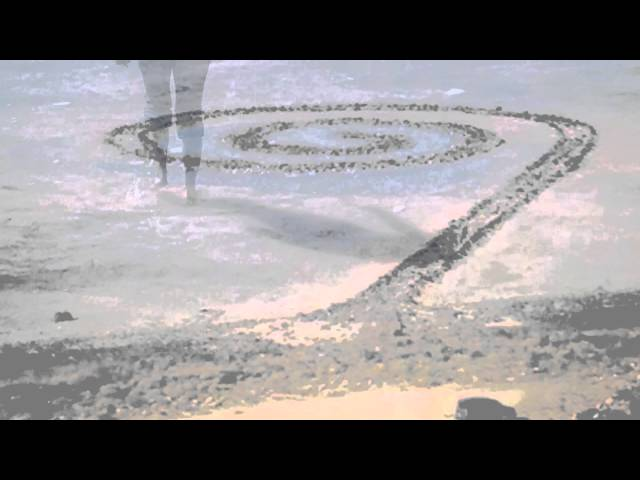 Alex Caldiero & Students Spiral Jetty Art Performance