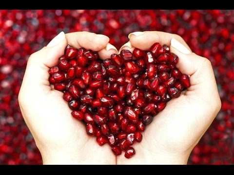 5 Health Benefits of Pomegranate