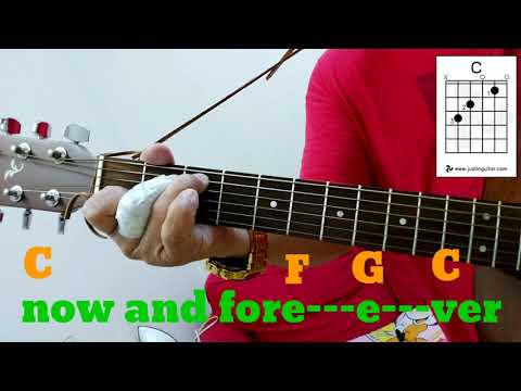 Our Father With Embolism By Eucharistic Celebrant amp Doxology Guitar Tutorial With Lyrics amp Chords