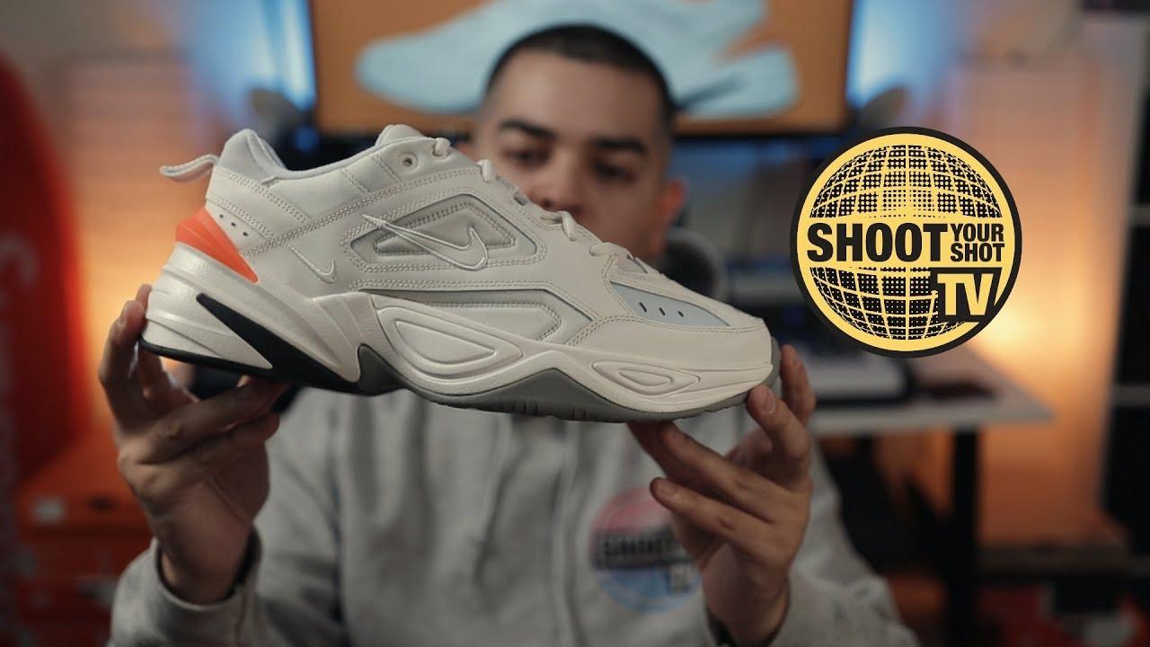 New Dad Shoe Alert! Nike M2K Tekno Review  c97e80cd7