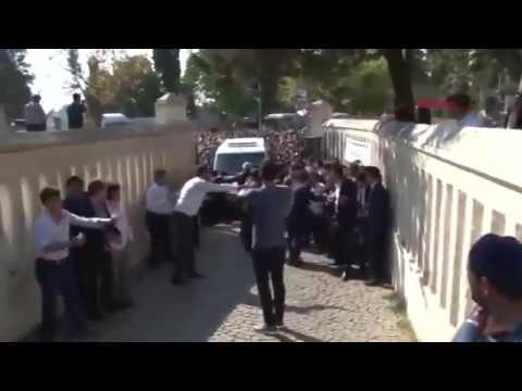 Ahmet Arif Denizolgun'un hınca hınç dolu cenaze töreni.Unutmadık Unutmayacağız.