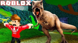 ROBLOX TIME TRAVEL ADVENTURES : EXTINCTION