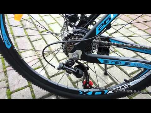 Обзор велосипеда Stels Navigator 530 MD (2016)