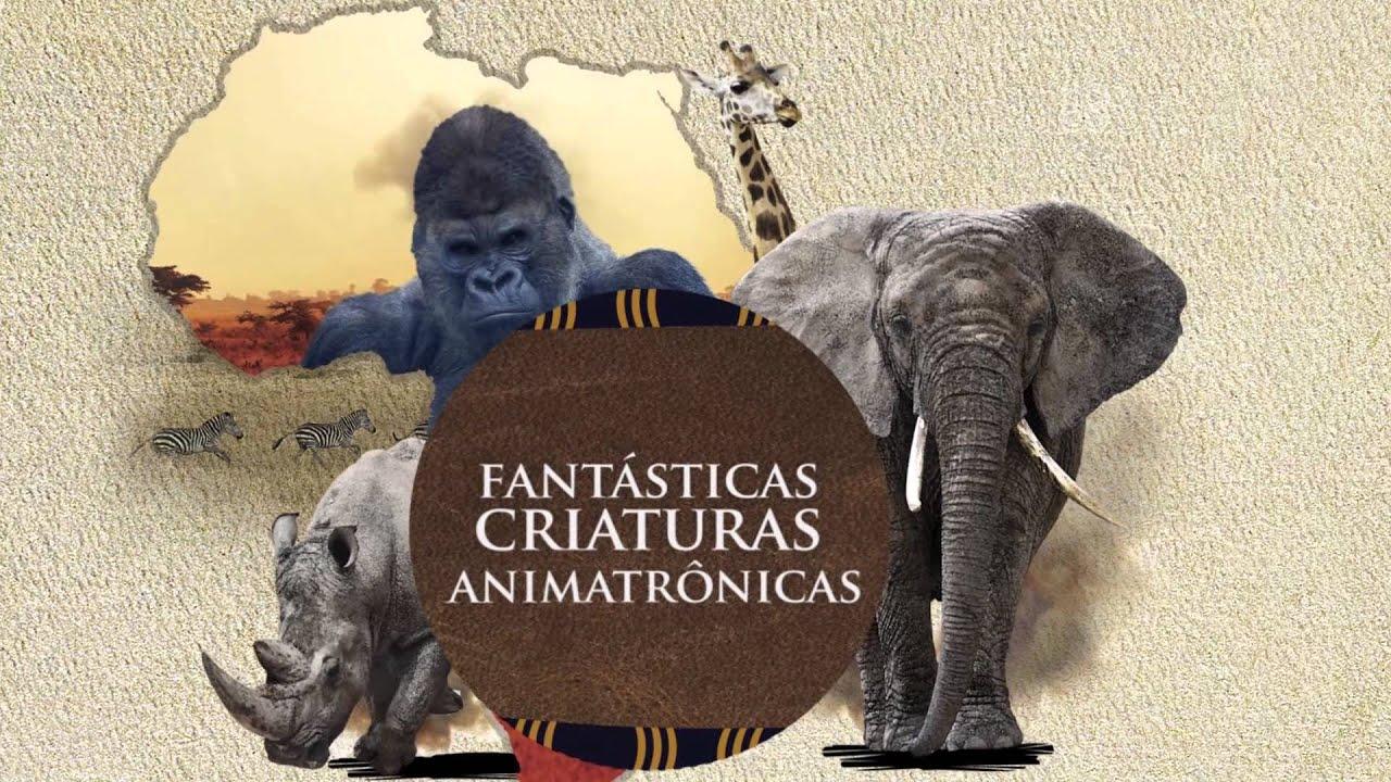 Exposição África Animais Selvagens - RibeirãoShopping