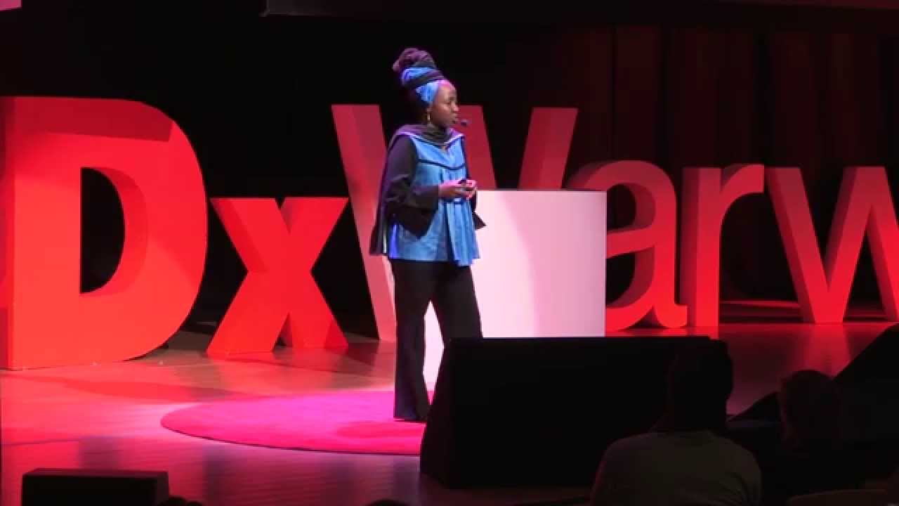 Daring to invent the future of Africa: Kah Walla at TEDxWarwick 2014