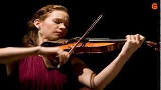 Hilary Hahn - Violino Concerto em E BWV 1042 Mov.1 - Allegro