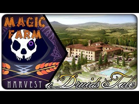 [Lets Play] Magic Farm 3 :: E58 - The Arboretum and Solar Energy