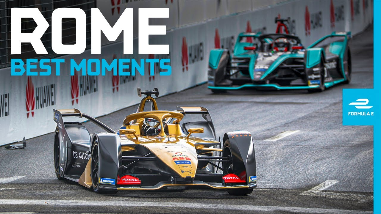 FULL Rome E-Prix Highlights