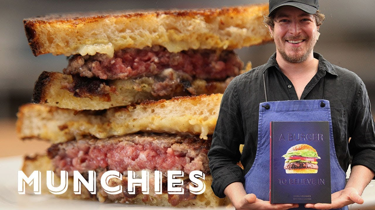 How To Make a Perfect Patty Melt with Chris Kronner
