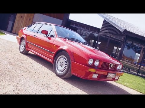 Alfa Romeo Alfetta - Shannons Club TV - Episode 102
