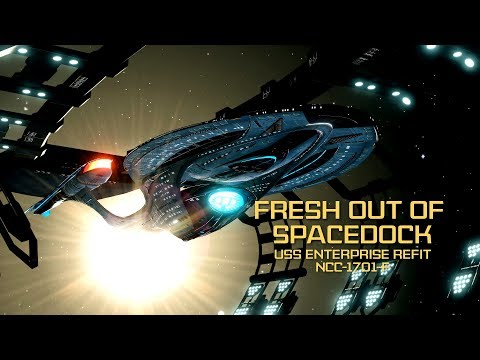 Star Trek Online   USS Enterprise Refit   NCC-1701-F