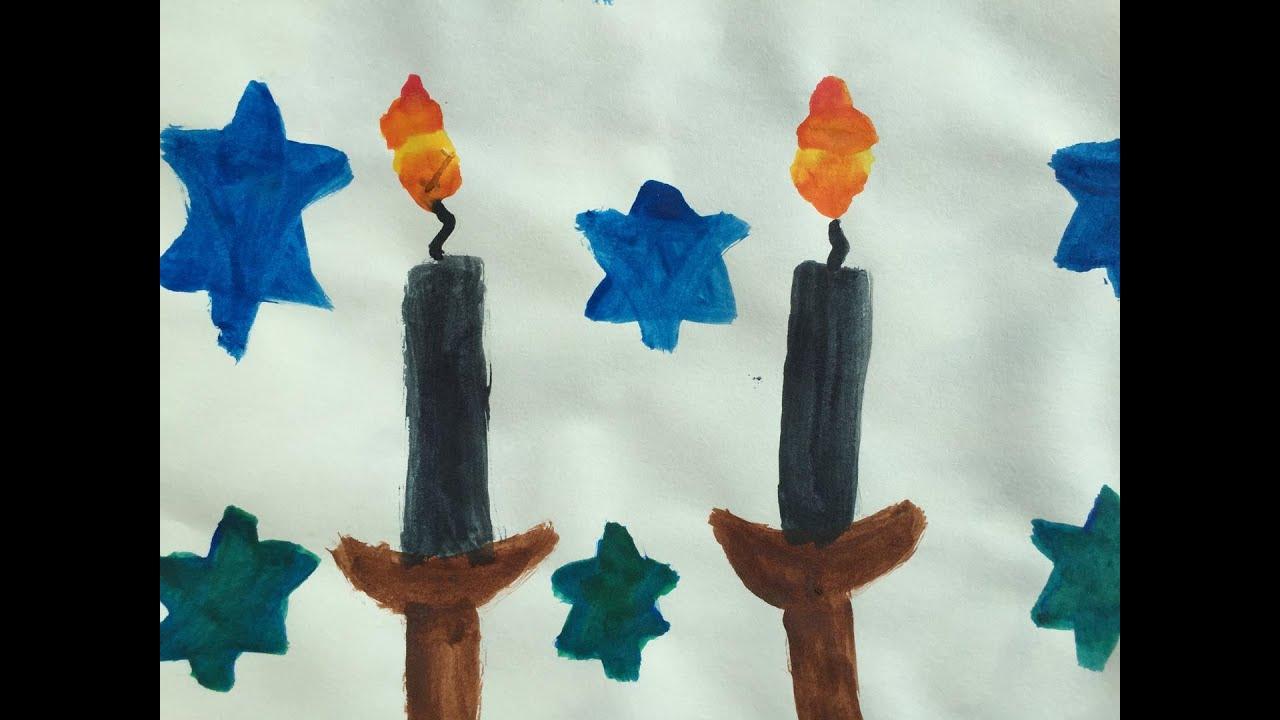 Shabbat Candle Lighting: A Jewish Kidsu0027 Sing Along